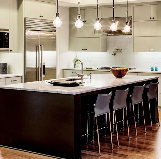 Edward A. Carpentry Corp. Kitchen Remodeling